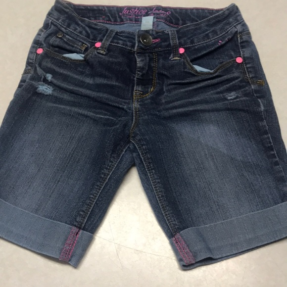 Justice Other - Justice jean Bermuda shorts